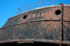 Amadeo - Das Dampfschiff