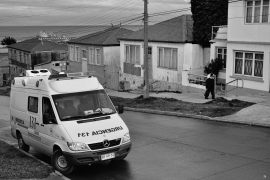 Punta Arenas Black & White