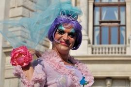 Regenbogenparade 2009