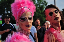Regenbogenparade 2010
